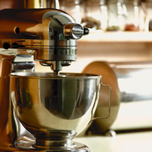 Kitchen Mixer --- Image by © Image Source/Corbis