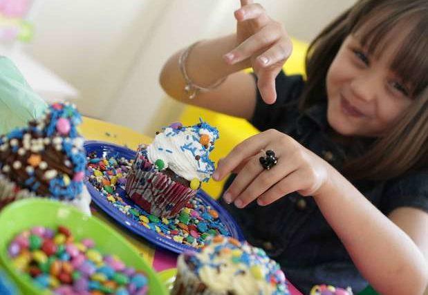 Dia da Criança !!! Sugestões de Cupcakes para a galerinha!!!