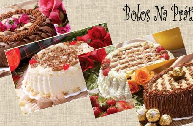 29 Receitas de Bolos e Tortas e MUITOS presentes!!!