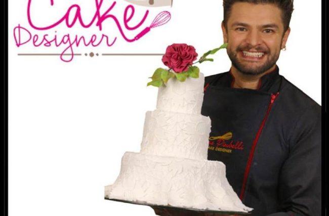 Abriram as Inscrições – Curso Online Cake Designer com Lucas Piubelli